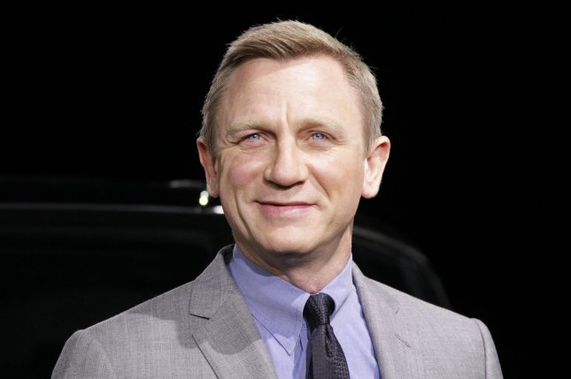 IMG DANIEL CRAIG, 'James Bond'