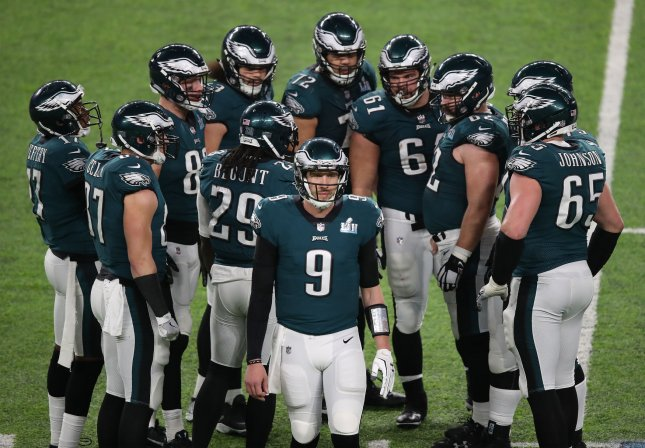 Eagles apparently ran a fake Super Bowl walkthrough in case Patriots were watching