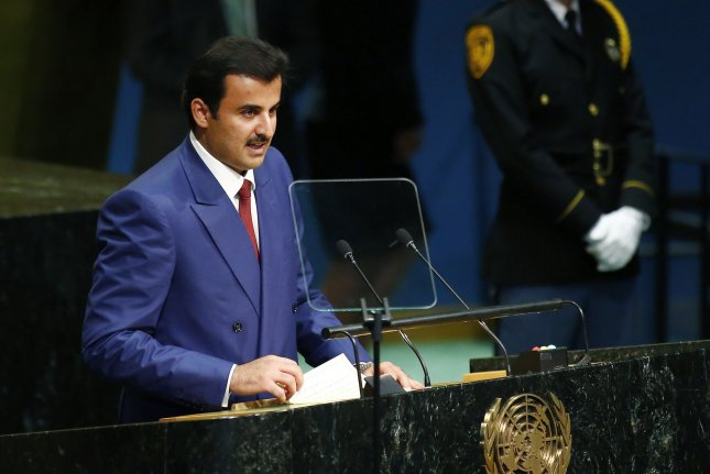 For the first time Friday, Qatar said hackers in the UAE were responsible for a hack of government and news websites that predicated a diplomatic rift between Qatar and neighboring Arab countries. File Photo by Monika Graff/UPI