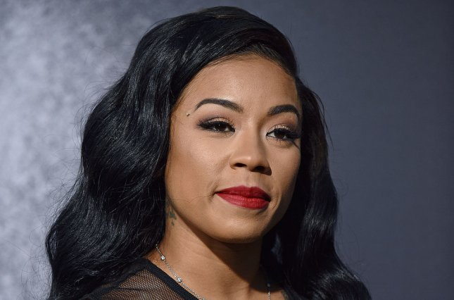 Keyshia Cole said she was trolling in an Instagram post this week. File Photo by Christine Chew/UPI