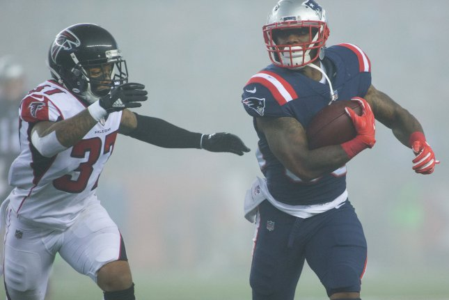 New Orleans Saints sign ex-New England Patriots RB Mike Gillislee ...