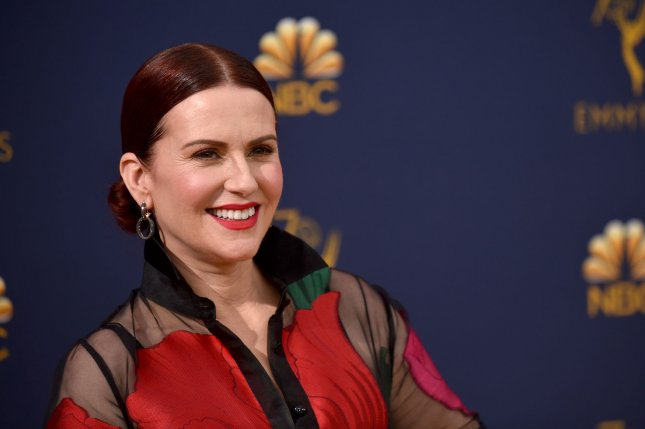 Megan Mullally is to host the SAG Awards ceremony in Los Angeles next month. File Photo by Christine Chew/UPI