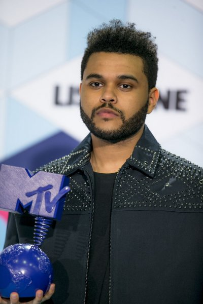 The Weeknd will be a featured performer at iHeartRadio's Jingle Ball event on December 10. File Photo by Sven Hoogerhuis/UPI