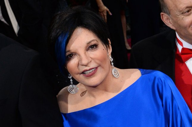 Liza Minnelli and sister Lorna Luft arrive on the red carpet at the 86th Academy Awards at the Hollywood and Highland Center in the Hollywood section of Los Angeles on March 2, 2014. UPI/Jim Ruymen