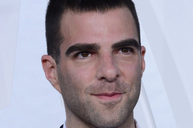 Zachary Quinto won't reprise Sylar on 'Heroes Reborn.' Photo by Jim Ruymen/UPI