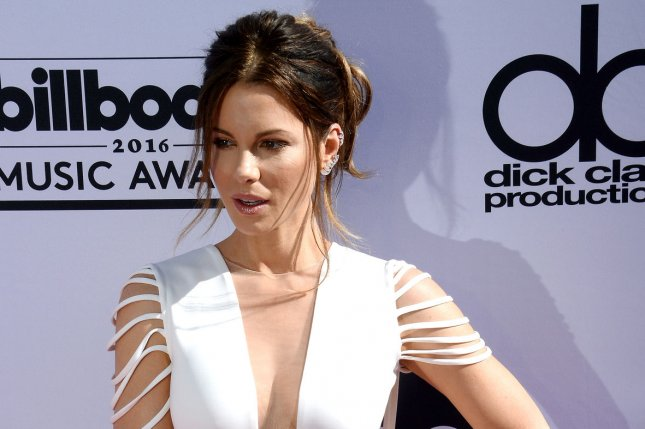 Kate Beckinsale attends the annual Billboard Music Awards on May 22, 2016. Beckinsale returns to battle werewolves and vampires in the first trailer for Underworld: Blood Wars. File Photo by Jim Ruymen/UPI