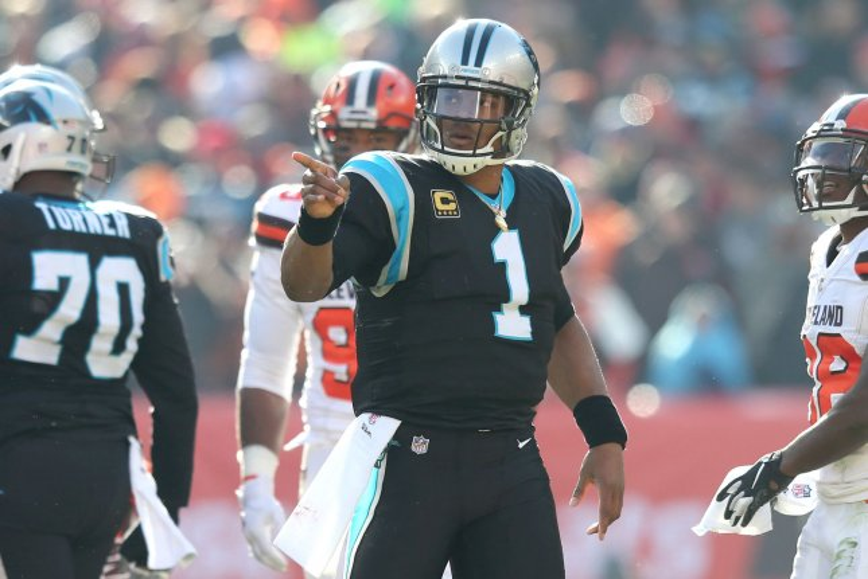 Carolina Panthers QB Cam Newton undergoes shoulder surgery ...
