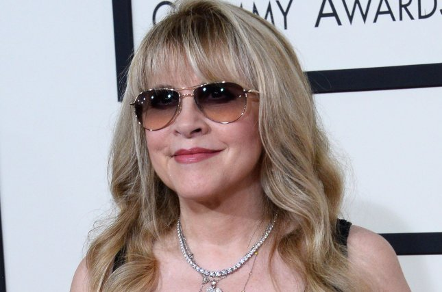 Stevie Nicks. UPI/Jim Ruymen