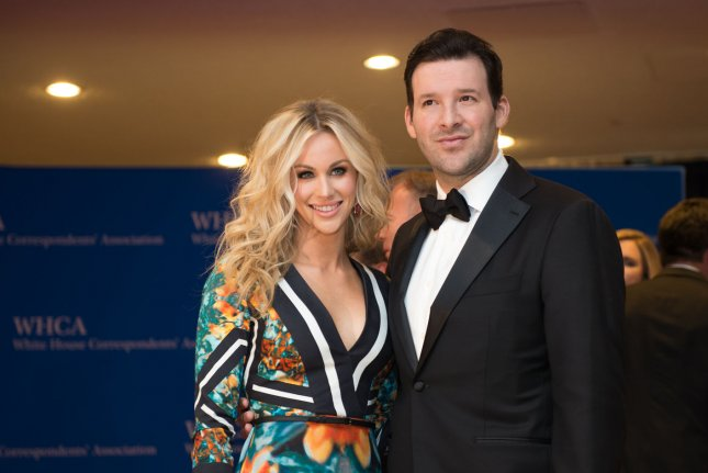 Tony Romo and Candice Crawford Romo Welcome Third Son