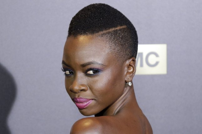 Danai Gurira is confirmed to speak at San Diego Comic Con this week. File Photo by John Angelillo/UPI