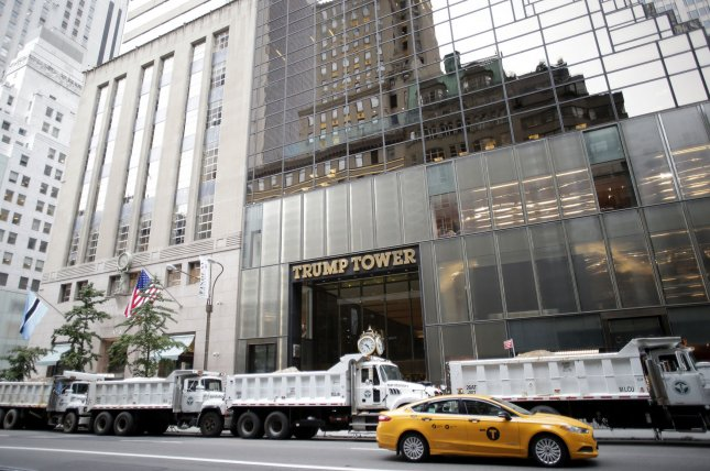 Congressional Democrats issued subpoenas seeking documents related to President Donald Trump's private businesses including Trump Tower for an emoluments lawsuit. File Photo by John Angelillo/UPI