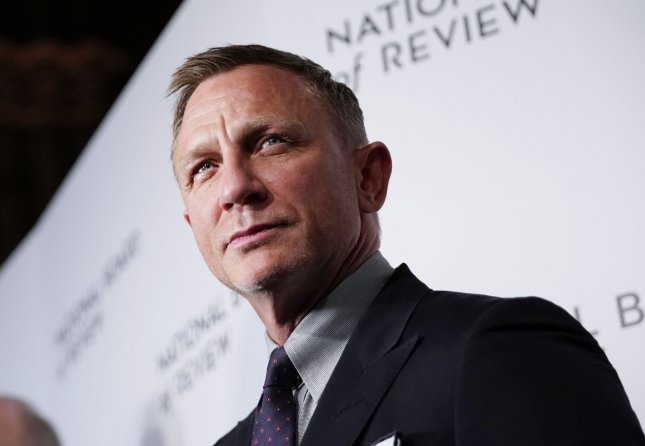 Daniel Craig's No Time to Die has gotten another date change and will now open in the U.S. on Nov. 20.  File Photo by John Angelillo/UPI