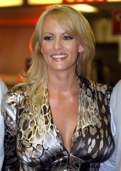 Researchers: No evidence there is 'porn addicition.' Adult film star Stormy Daniels. (UPI Photo/A.J. Sisco)