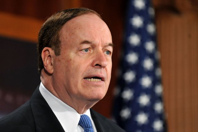 Senate Banking Committee Chairman Richard Shelby, R-Ala., announced a draft bill Tuesday that would make widespread changes to the Dodd-Frank Act. File Photo by Kevin Dietsch/UPI