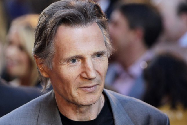 Liam Neeson, seen here at the New York Premiere of Ted 2 in 2015, is reportedly in talks for the leading role in the upcomign Watergate scandal flick, 'Felt.' File Photo by John Angelillo/UPI