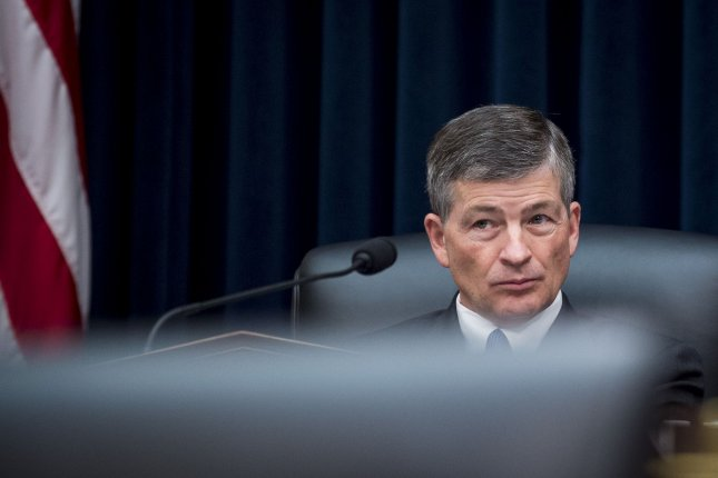 Committee Chairmain Jeb Hensarling (R-TX) (pictured) says the section of Dodd-Frank repealed by the House of Representatives gives some state-owned companies an edge. Photo by Pete Marovich/UPI