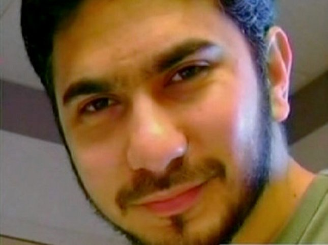 Alleged Times Square bomber Faisal Shahzad is seen in a photo from Orkut.com. Shahzad, a naturalized U.S. citizen born in Pakistan, will appear in Federal Court on May 4, 2010 in New York after he was arrested while attempting to flee to Dubai. UPI/Orkut.com