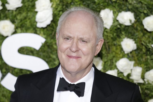John Lithgow arrives on the red carpet at the 71st Annual Tony Awards at Radio City Music Hall on June 11 in New York City. The actor turns 72 on October 19. File Photo by John Angelillo/UPI