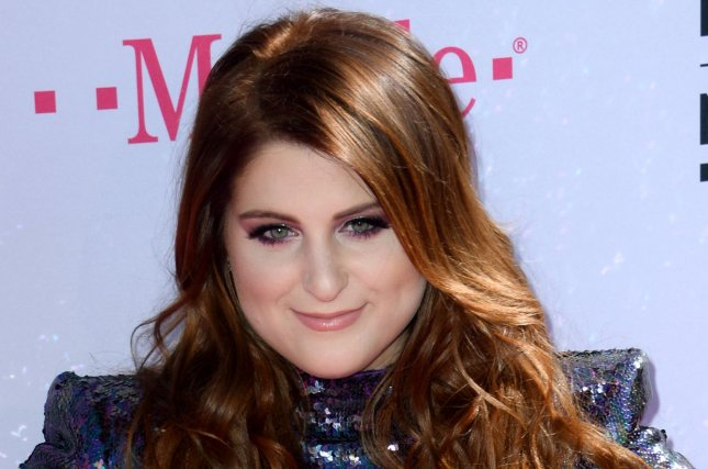 Meghan Trainor shared details about her engagement to Daryl Sabara while appearing on Wednesday's episode of The Tonight Show. File Photo by Jim Ruymen/UPI