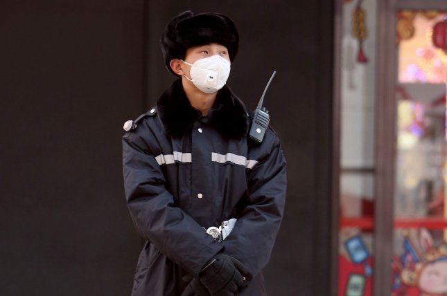 The coronavirus outbreak in China, pictured, has prompted North Korea to declare a state of emergency. Photo by Stephen Shaver/UPI