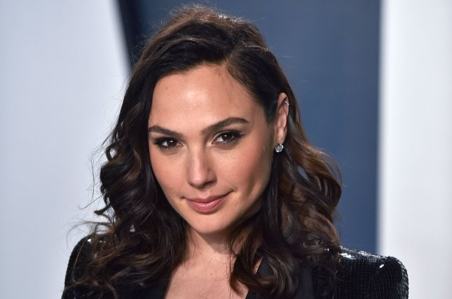 Wonder Woman 1984 star Gal Gadot arrives for the Vanity Fair Oscar party on February 9. DC Comics announced a new virtual event featuring content centered around Wonder Woman 1984 and other films such as The Batman. File Photo by Chris Chew/UPI