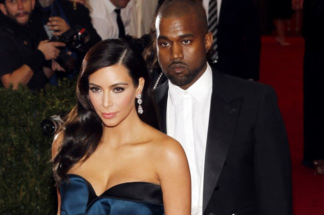 Kim Kardashian and Kanye West were married Saturday in Florence, Italy, following a rehearsal dinner at France's Palace of Versailles on Friday. UPI/John Angelillo