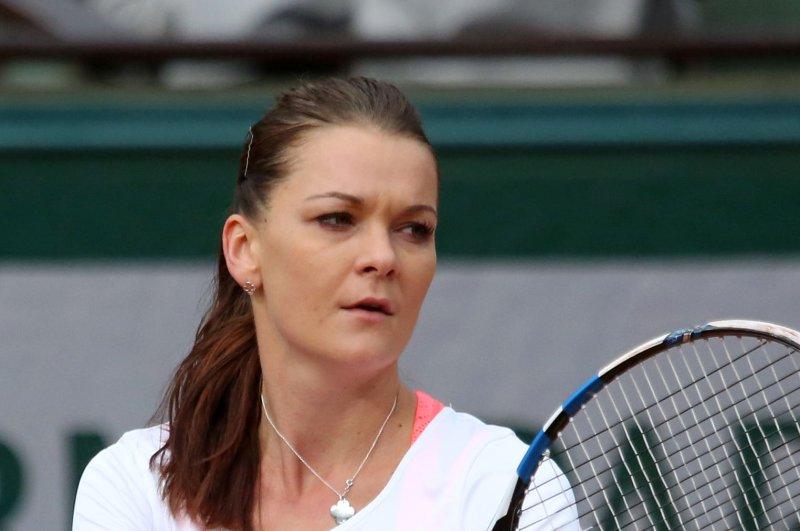 Agnieszka Radwanska of Poland. Photo by David Silpa/UPI