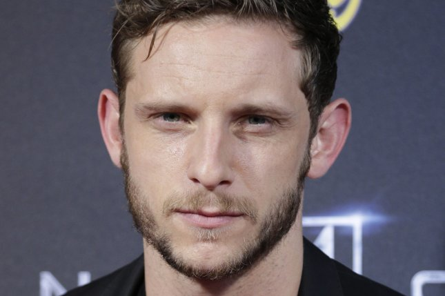 TURN: Washington's Spies star Jamie Bell arrives on the red carpet at the Fantastic Four premiere in New York City on August 4, 2015. File Photo by John Angelillo/UPI