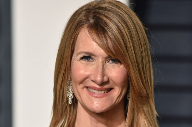Laura Dern attends the Vanity Fair Oscar Party at the Wallis Annenberg Center for the Performing Arts in Beverly Hills on February 26. The actress can be seen in the HBO series Big Little Lies. Photo by Christine Chew/UPI