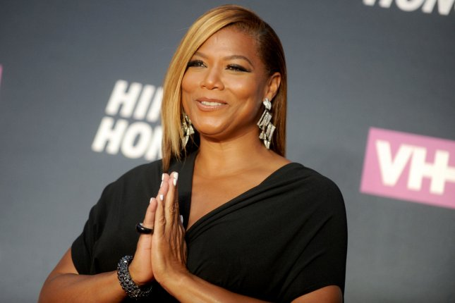 Queen Latifah arrives on the red carpet at the 2016 VH1 Hip Hop Honors: All Hail The Queens at David Geffen Hall on July 11, 2016 in New York City. The actress and recording artist is to star in the Lifetime movie Flint. File Photo by Dennis Van Tine/UPI