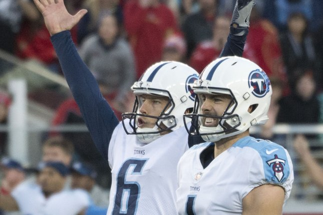 Tennessee Titans sign K Ryan Succop to five-year extension