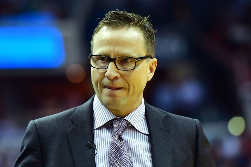 Washington Wizards part ways with head coach Scott Brooks