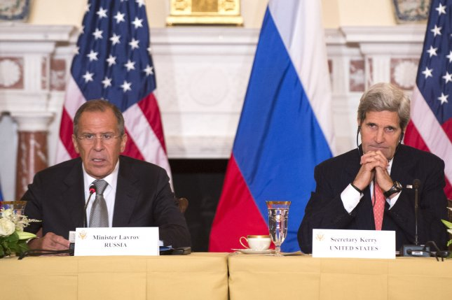 U.S. Secretary of State John Kerry has raised concerns about the treatment of U.S. diplomats posted to Russia with Russian officials, the State Department said Oct. 27, 2014. UPI/Kevin Dietsch