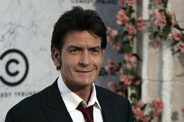 Charlie Sheen at his Comedy Central roast on September 10, 2011. File Photo by Jonathan Alcorn/UPI