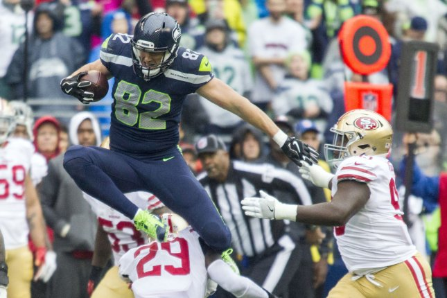 Detroit Lions to sign tight end Luke Willson