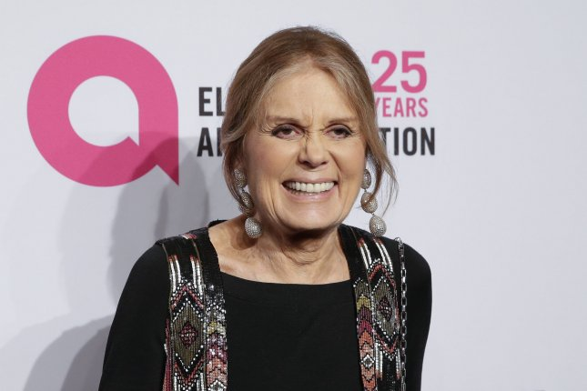 Gloria Steinem has a cameo in the biopic, The Glorias. File Photo by John Angelillo/UPI