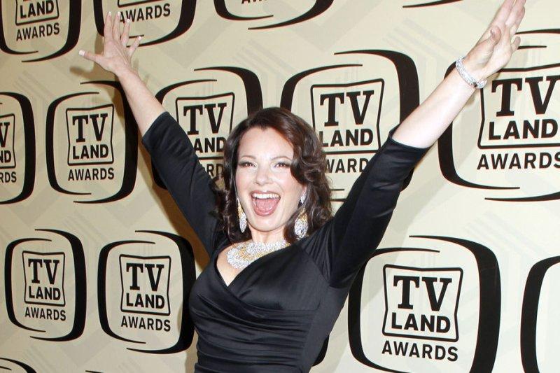 Fran Dresche in 2012. UPI /Laura Cavanaugh