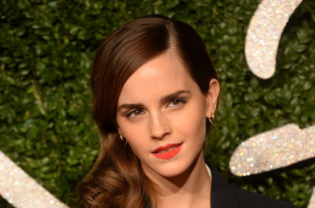 Emma Watson will star as Belle in 'Beauty and the Beast.' File photo by Rune Hellestad/UPI