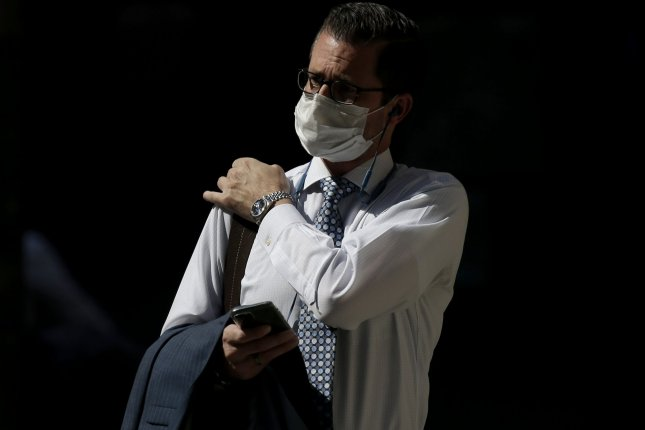 The GDP of G20 nations dropped by significantly more during the coronavirus pandemic than during the 2009 global financial crisis, the OECD said Monday. File Photo by John Angelillo/UPI