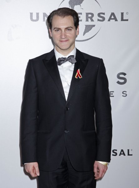 Michael Stuhlbarg arrives on the red carpet at the NBC/Universal Pictures and Focus Features 67th annual Golden Globes After-Party in Beverly Hills, California on January 17, 2010. (UPI/David Silpa)