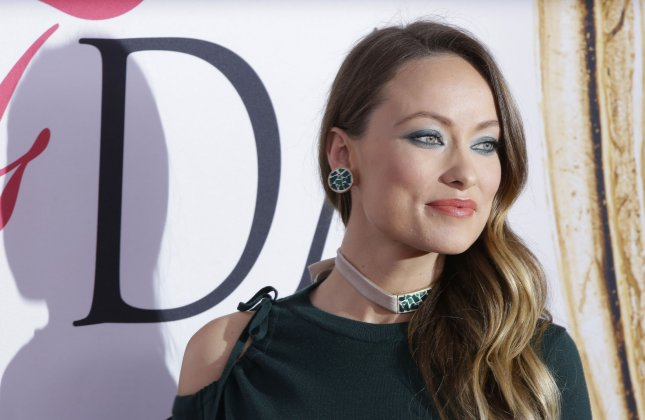 Olivia Wilde, arriving on the red carpet at the 2016 CFDA Fashion Awards at the Hammerstein Ballroom on on June 6, 2016 in New York City, will make her Broadway debut in 1984. Photo by John Angelillo/UPI