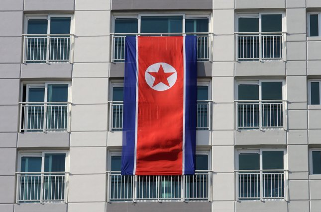 North Korea has asked the United States to lift the last five rounds of sanctions. File Photo by Andrew Wong/UPI