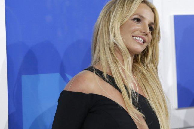 Britney Spears ended her four-year Las Vegas residency with a New Year's Eve performance. File Photo by John Angelillo/UPI
