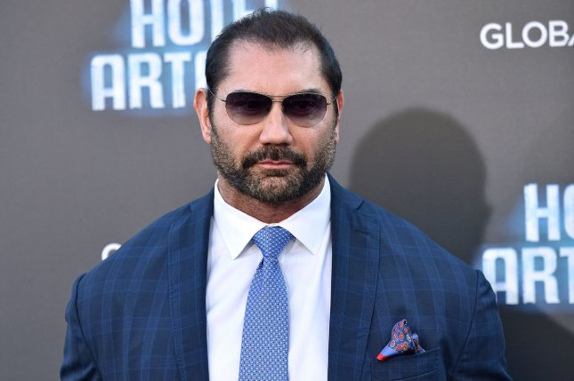 Dave Bautista has been tapped to star in a reboot of Dune. File Photo by Chris Chew/UPI