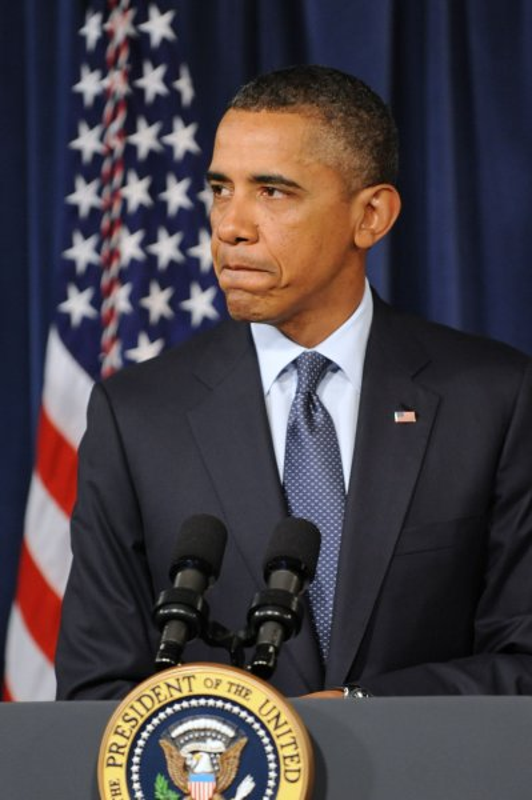 President Barack Obama speaks in Washington Jan. 6, 2011. UPI/Michael Reynolds/Pool