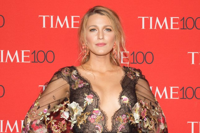 Blake Lively attends the TIME 100 gala on April 26. File Photo by Bryan R. Smith/UPI