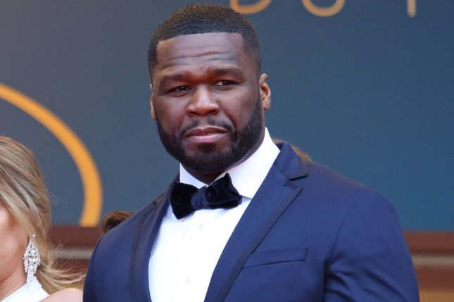 Power star and executive producer Curtis '50 Cent' Jackson. A member of the Power production team was killed on set in New York City. File Photo by David Silpa/UPI