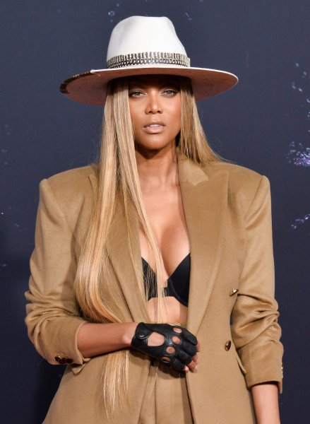 Dancing with the Stars has been renewed for a 30th season. Tyra Banks hosted Season 29, but ABC has not announced if she will return for the fall edition of the show. File Photo by Jim Ruymen/UPI