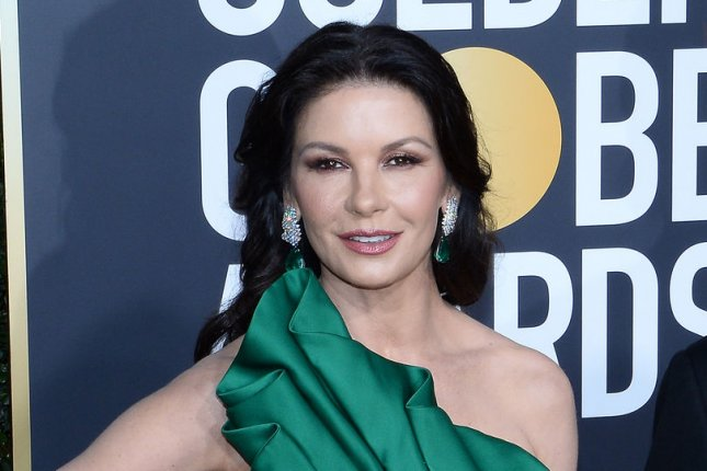 Catherine Zeta-Jones will be part of the cast when Prodigal Son kicks off the second half of Season 2 on Fox Tuesday. File Photo by Jim Ruymen/UPI