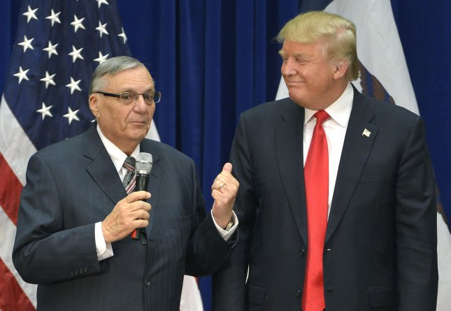 Judge Won't Clear Pardoned Joe Arpaio's Criminal Record